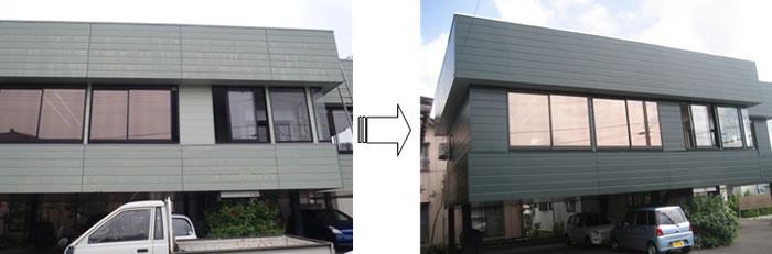 外壁 屋根塗装画像