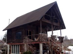 新潟県三条市 屋根張替えシングル葺き