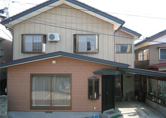 新潟県三条市 外壁リフォーム