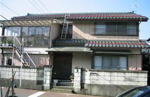 新潟県 外壁張替・増築工事