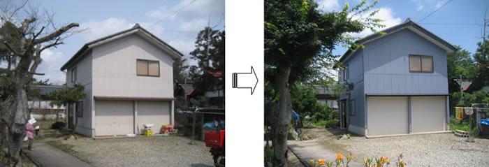 新潟県板金塗装屋 富樫外装