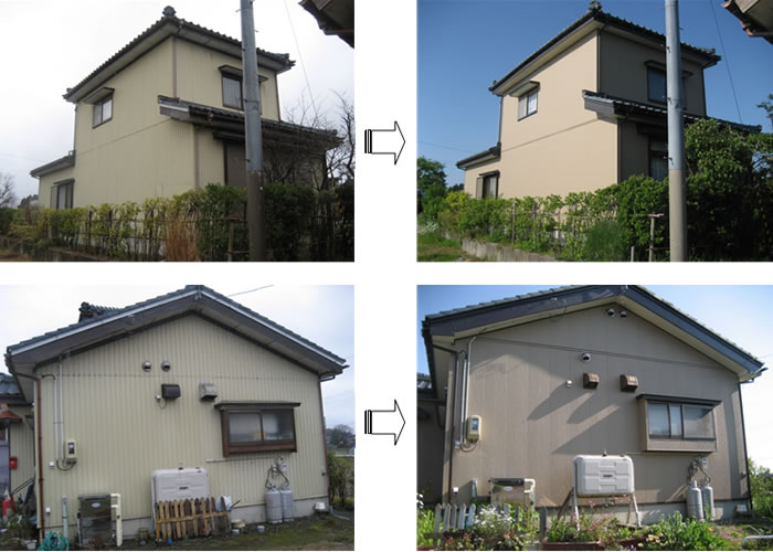 新潟県長岡市 住宅格安安心リフォーム